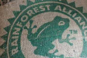 Rainforest Alliance kaffe