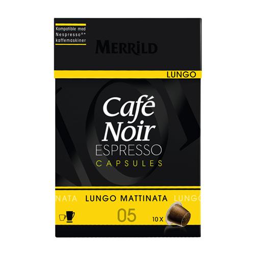 Café Noir Lungo Mattinata