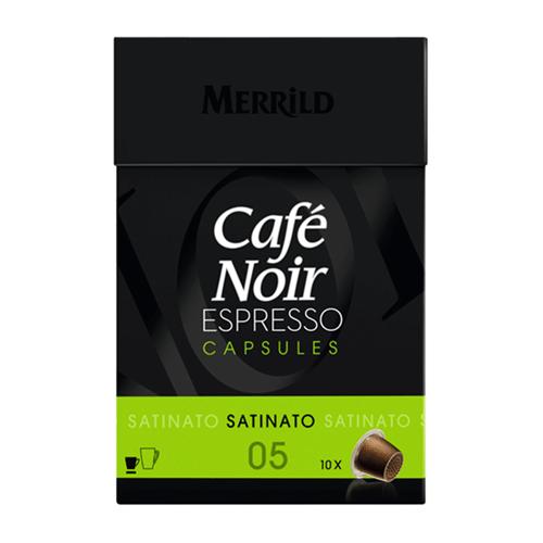 Café Noir Satinato