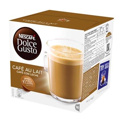 Nescafé Café Au Lait Dolce Gusto