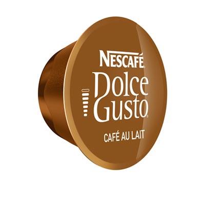 Nescafé Café Au Lait Dolce Gusto Kapsel