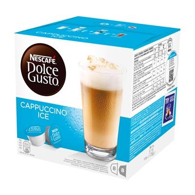 Nescafé Cappuccino Ice Dolce Gusto