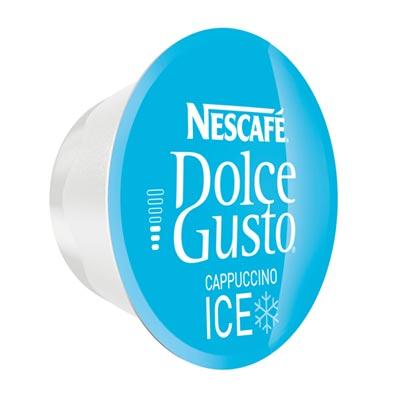 Nescafé Cappuccino Ice Dolce Gusto Kapsel