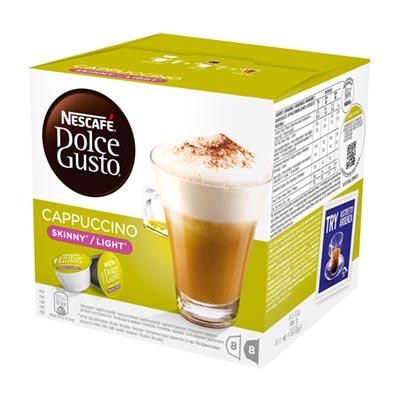 Nescafé Skinny Cappuccino Dolce Gusto