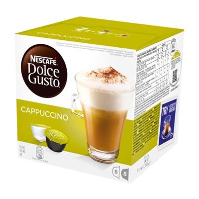 Nescafé Cappuccino Dolce Gusto