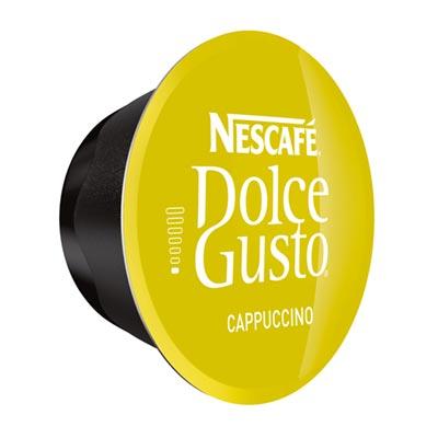 Nescafé Cappuccino Dolce Gusto Kapsel