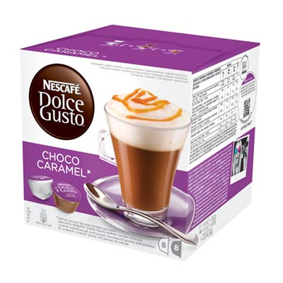 Nescafé Chococino Caramel Dolce Gusto