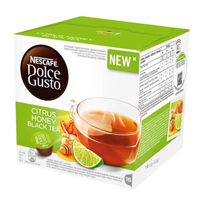 Nescafé Citrus Honey Black Tea Dolce Gusto