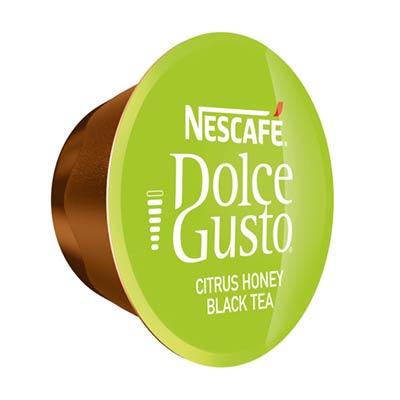 Nescafé Citrus Honey Black Tea Dolce Gusto Kapsel