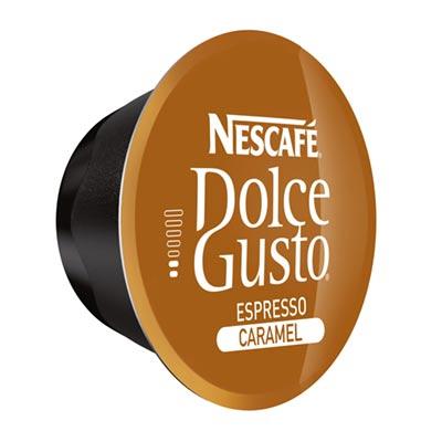 Nescafé Espresso Caramel Dolce Gusto Kapsel