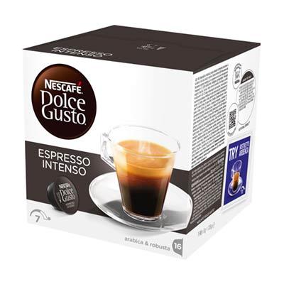 Nescafé Espresso Intenso Dolce Gusto