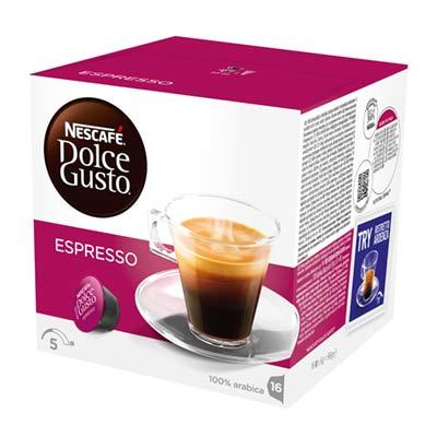 Nescafé Espresso Dolce Gusto