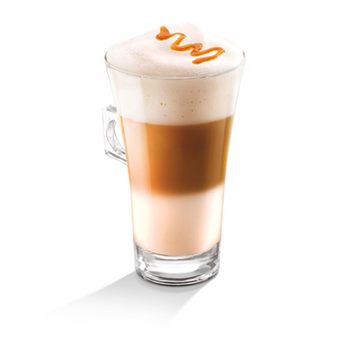 Nescafé Latte Macchiato Caramel Dolce Gusto Kop