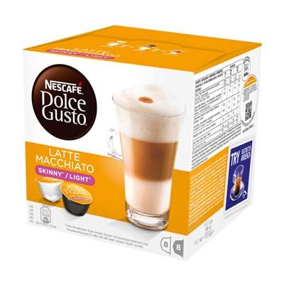 Nescafé Light Latte Macchiato Dolce Gusto