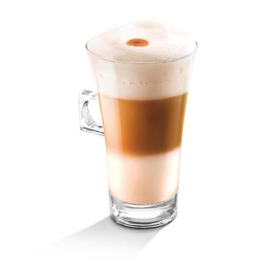 Nescafé Latte Macchiato Unsweetened Dolce Gusto Kop