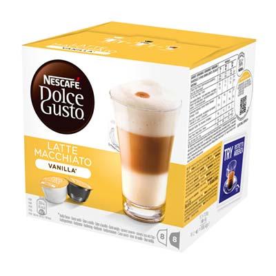 Nescafé Latte Macchiato Vanilla Dolce Gusto