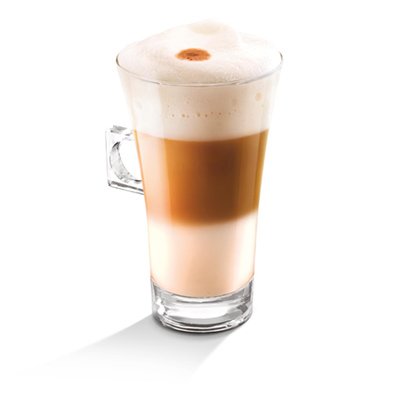 Nescafé Latte Macchiato Vanilla Dolce Gusto Kop