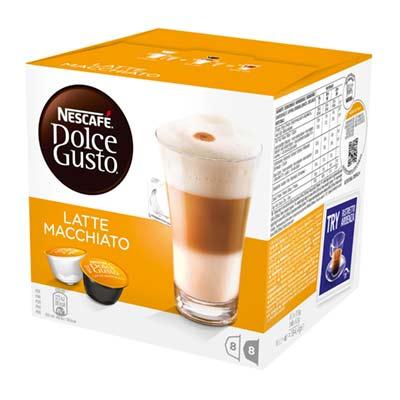 Nescafé Latte Macchiato Dolce Gusto