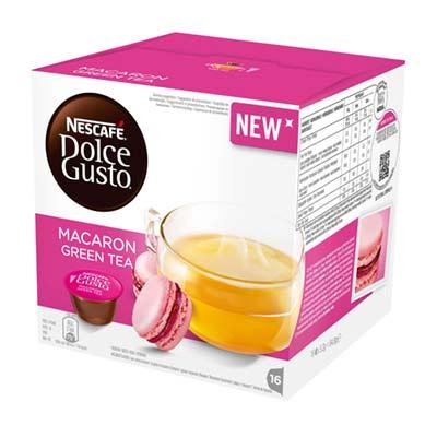 Nescafé Macaron Green Tea Dolce Gusto