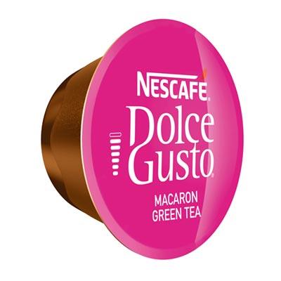 Nescafé Macaron Green Tea Dolce Gusto Kapsel