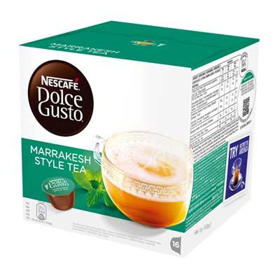 Nescafé Marrakesh Style Tea Dolce Gusto