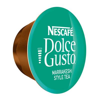 Nescafé Marrakesh Style Tea Dolce Gusto Kapsel