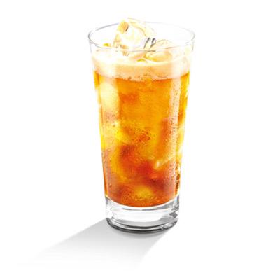 Nescafé Nestea Peach Dolce Gusto Glas