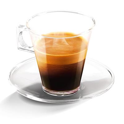 Nescafé Ristretto Ardenza Dolce Gusto Glas