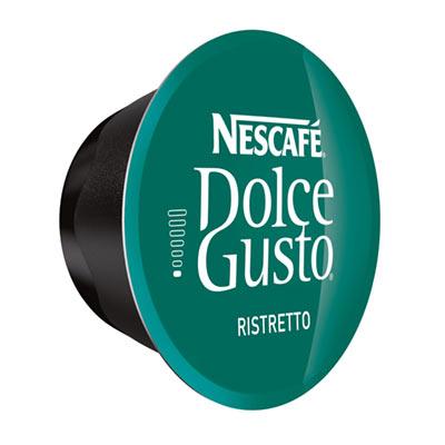 Nescafé Espresso Ristretto Dolce Gusto Kapsel