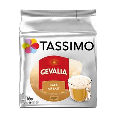 Tassimo Gevalia Café Au Lait kaffe