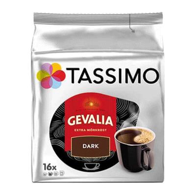 Tassimo Gevalia Dark kaffe