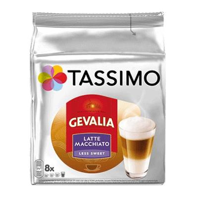 Tassimo Gevalia Macchiato Less Sweet