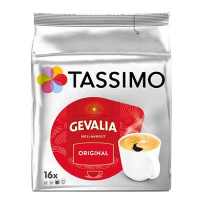 Tassimo Gevalia Original Kaffe