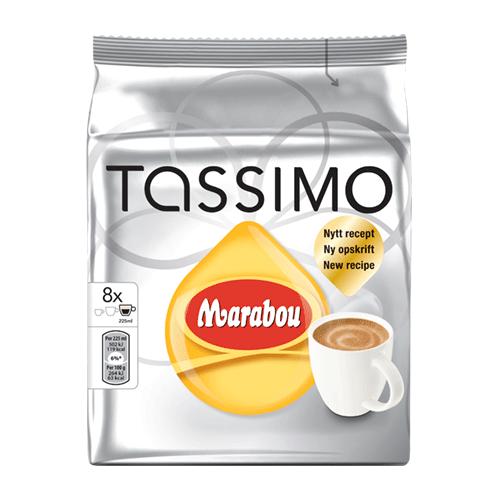 Tassimo Marabou kapsler