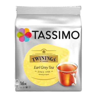 Tassimo Twinings Earl Grey tekapsler
