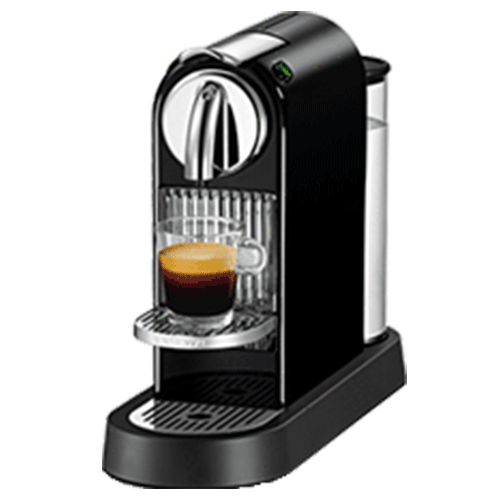 Nespresso Citiz maskine