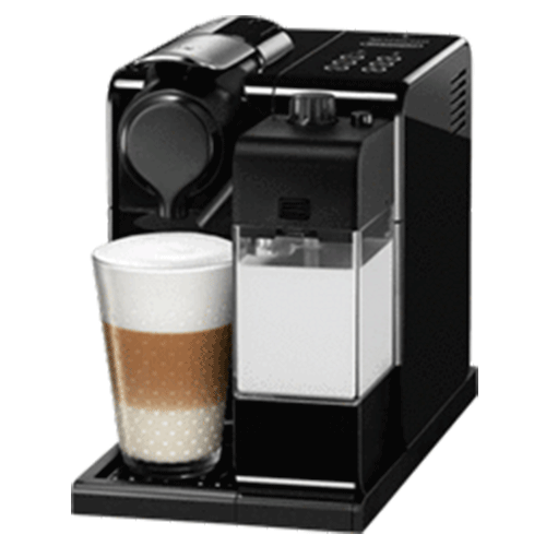 Nespresso Lattissima Touch maskine